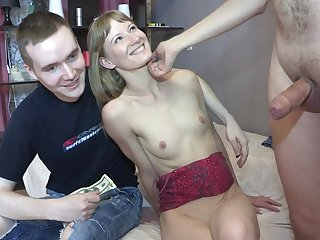 Sweetie is fucking just for money