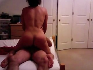 Sexy Indian babe is riding on the dick
