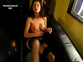 Video compilation of luscious babes with tight awesome bodies sucking big hard cocks