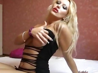 I am having hot anal fuck in this big tit amateurs clip