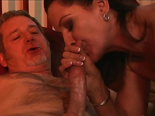 Stunning fat fucker Jay Crew is drilling pretty chick Magdalene St Michaels in her tasty snatch