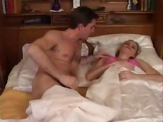 Step-ister Caught Him Trying to Fucker Her in Her Sleep