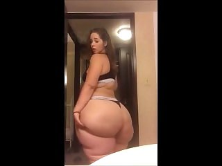 PAWG - Randalin and Her Lovely Juicy Ass