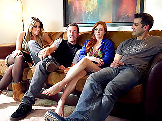 Hot moments with Penny Pax, Jade Nile, Jaclyn Taylor and others