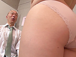 Sweet Ai Sayama wants to be plowed by a mature teacher