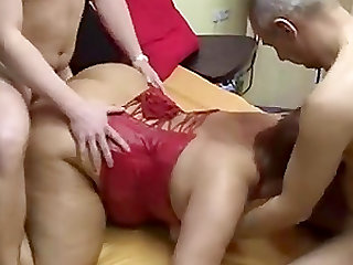 Anna Devot German milf wants to feel a couple of massive love tools