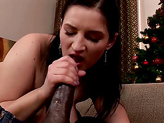 INTERRACIAL HARDCORE WITH CZECH MILF