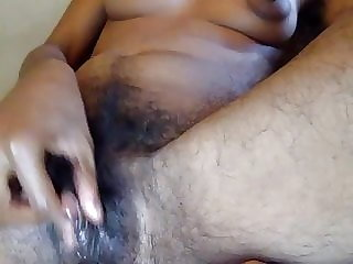 big hairy clit