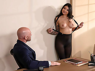 Banging My Boss's Daughter