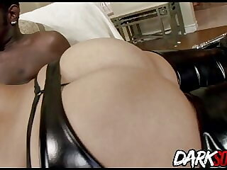 Aurora Jolie Bounces Her Beautiful Booty on a Black Cock
