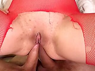 Top Selvaggia gets three males to fuck her merciless