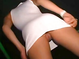 Compilation of hot hotties no panties for all.