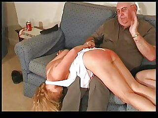 My Watching a Girl Get Spanked Full Video-Edit.