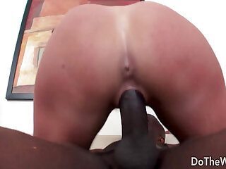 Housewife Joana White Cant Resist Black Cock Even If Cuckold Is in the Room