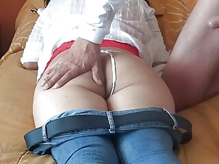 ONE HOUR OF EROTISM AND EXCITATION OF MY HOTWIFE