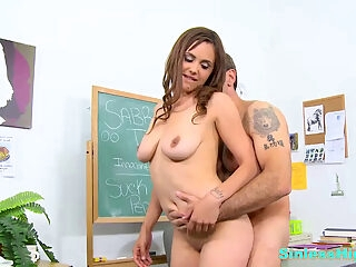 Teen Schoolchick Fucked by Teacher