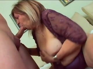 Wet pussy pleased with stiff cock