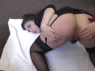 Juliette spanked by Stevie - 2