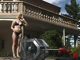 Unfulfilled  Babes Can't Get Enough Of Fucking Machines