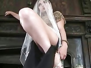 Turkish Wife Showing Off Her High Heels To Her Foot Fetish Husband