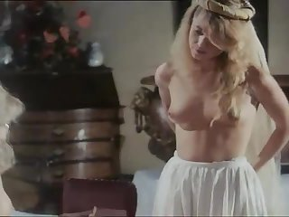 Hot retro video from historical porn movie L'Uccello Del Piacere