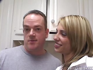 Blonde slut fucked and nailed like you´ve never seen